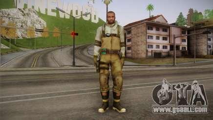 Shona from Resident Evil Operation Raccoon City for GTA San Andreas