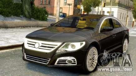 Volkswagen CC for GTA 4