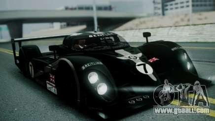 Bentley Speed 8 2003 for GTA San Andreas