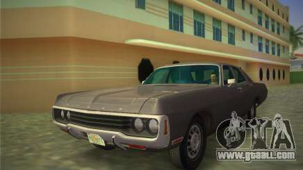 Dodge Polara 1971 for GTA Vice City
