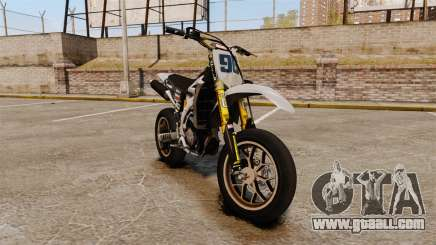 Yamaha YZF-450 v1.6 for GTA 4