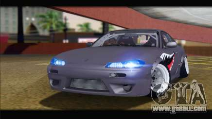 Nissan Silvia S15 Top Flight for GTA San Andreas