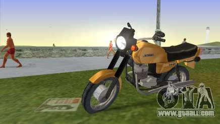 Jawa 638 for GTA Vice City
