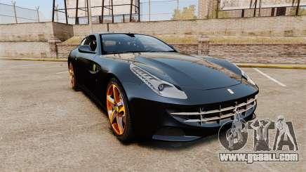 Ferrari FF 2011 for GTA 4