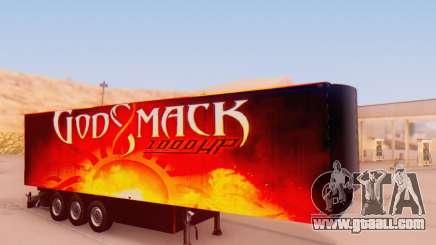 Godsmack - 1000hp Trailer 2014 for GTA San Andreas