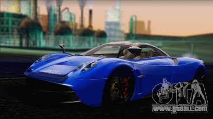 Pagani Huayra 2012 for GTA San Andreas