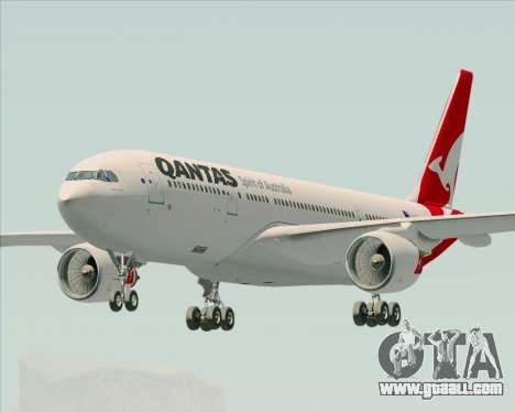 Airbus A330-200 Qantas for GTA San Andreas