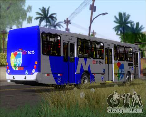 Marcopolo Torino 2007 Volksbus 17-230 EOD for GTA San Andreas right view