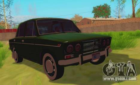 LADA 1500S 1973 for GTA San Andreas
