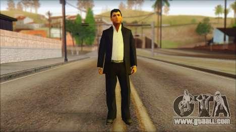 Michael from GTA 5v1 for GTA San Andreas
