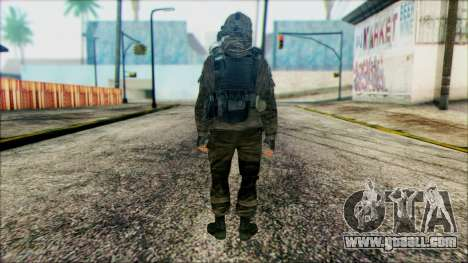 Soldiers airborne (CoD: MW2) v2 for GTA San Andreas second screenshot