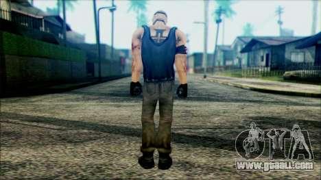Manhunt Ped 12 for GTA San Andreas second screenshot