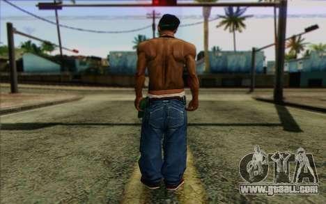 CиДжей в стиле BrakeDance for GTA San Andreas second screenshot