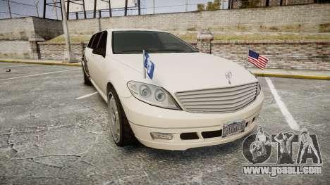 Benefactor Schafter Stretch-E VIP for GTA 4