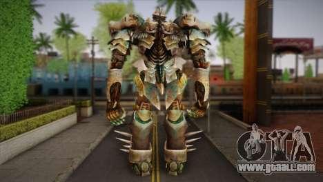 Grimlock v2 for GTA San Andreas second screenshot