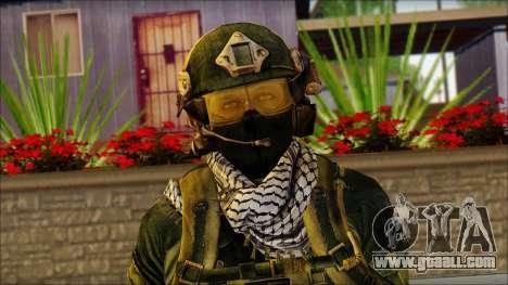 Fighter OGA (MoHW) v2 for GTA San Andreas third screenshot