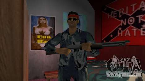 Camo Skin 06 for GTA Vice City