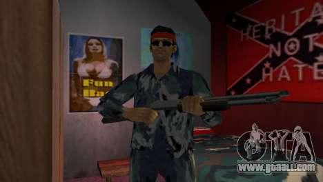Camo Skin 06 for GTA Vice City