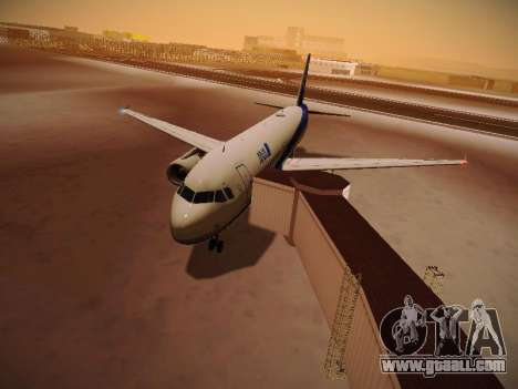 Airbus A320-211 All Nippon Airways for GTA San Andreas