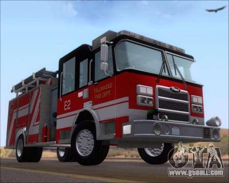 Pierce Arrow XT TFD Engine 2 for GTA San Andreas