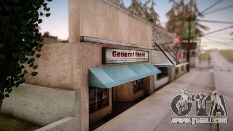 Graphic Unity v3 for GTA San Andreas