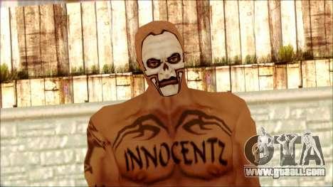 Manhunt Ped 5 for GTA San Andreas third screenshot