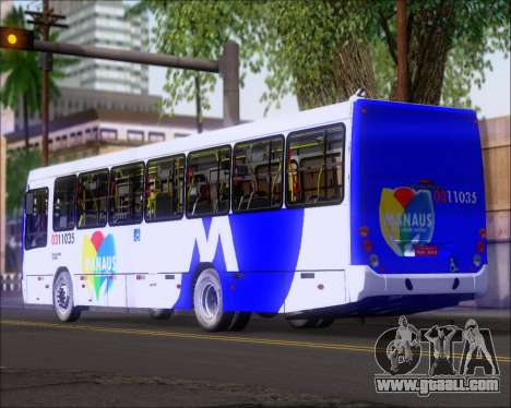 Marcopolo Torino 2007 Volksbus 17-230 EOD for GTA San Andreas left view