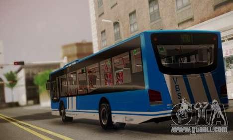 Design X4 Dreamer Blueline for GTA San Andreas left view