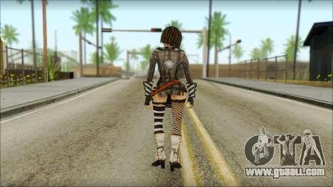 Borderlands 2 Moxxi for GTA San Andreas second screenshot