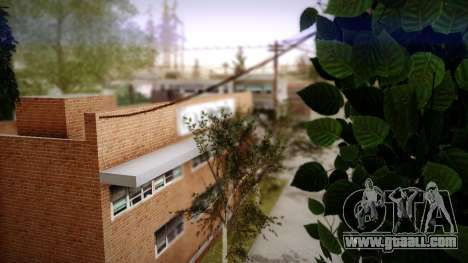 Graphic Unity v3 for GTA San Andreas eighth screenshot