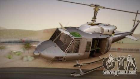 Bell UH-1N Twin Huey USMC for GTA San Andreas