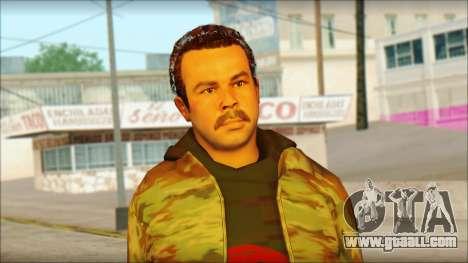 GTA 5 Ped 9 for GTA San Andreas third screenshot