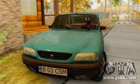 Dacia 1310 Liberta v1.1 for GTA San Andreas left view