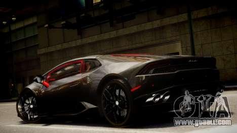 Lamborghini Huracan LP610-4 SuperTrofeo for GTA 4 side view