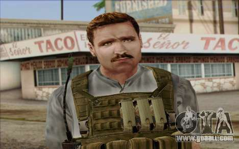 Dixon from ArmA II: PMC for GTA San Andreas third screenshot