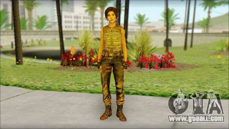 Tomb Raider Skin 15 2013 for GTA San Andreas