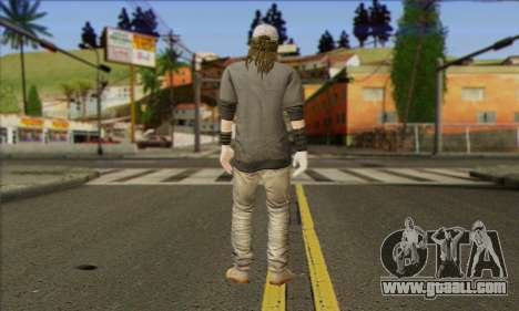 Raymond Kenney from Watch Dogs for GTA San Andreas second screenshot