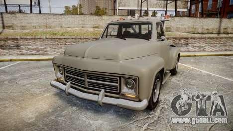 Vapid Tow Truck Jackrabbit for GTA 4