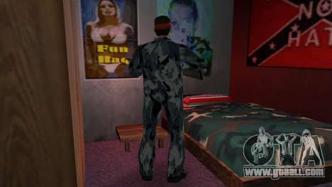 Camo Skin 06 for GTA Vice City third screenshot