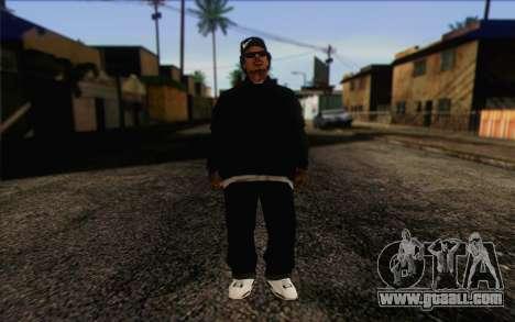 N.W.A Skin 3 for GTA San Andreas