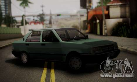 Tofas Dogan SLX 1999 1.6 for GTA San Andreas