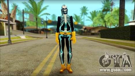Kick Ass 2 Dave v3 for GTA San Andreas