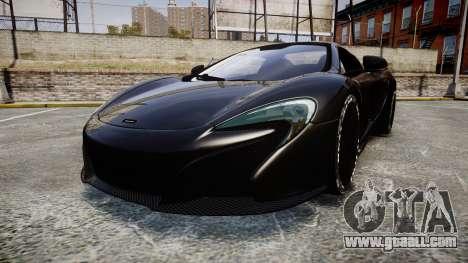 McLaren 650S Spider 2014 [EPM] Goodyear for GTA 4