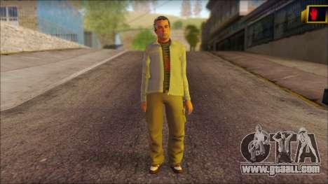 GTA 5 Ped 7 for GTA San Andreas