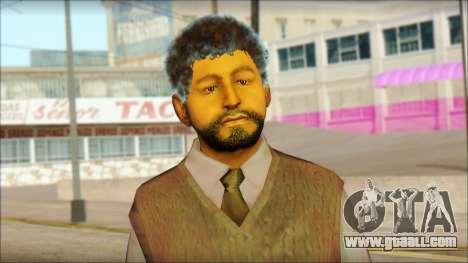 GTA 5 Ped 16 for GTA San Andreas third screenshot