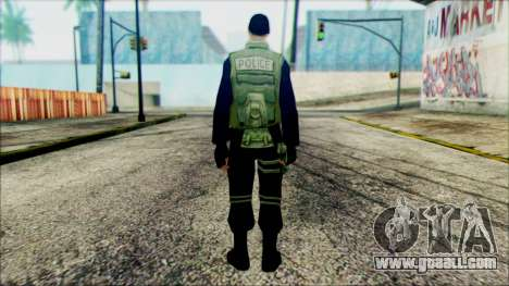 SWAT from Beta Version for GTA San Andreas second screenshot