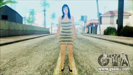 Sofyri from Beta Version for GTA San Andreas