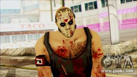 Manhunt Ped 12 for GTA San Andreas third screenshot