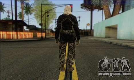 Task Force 141 (CoD: MW 2) Skin 6 for GTA San Andreas second screenshot