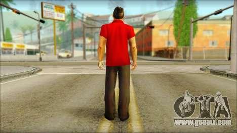 Michael from GTA 5v3 for GTA San Andreas second screenshot
